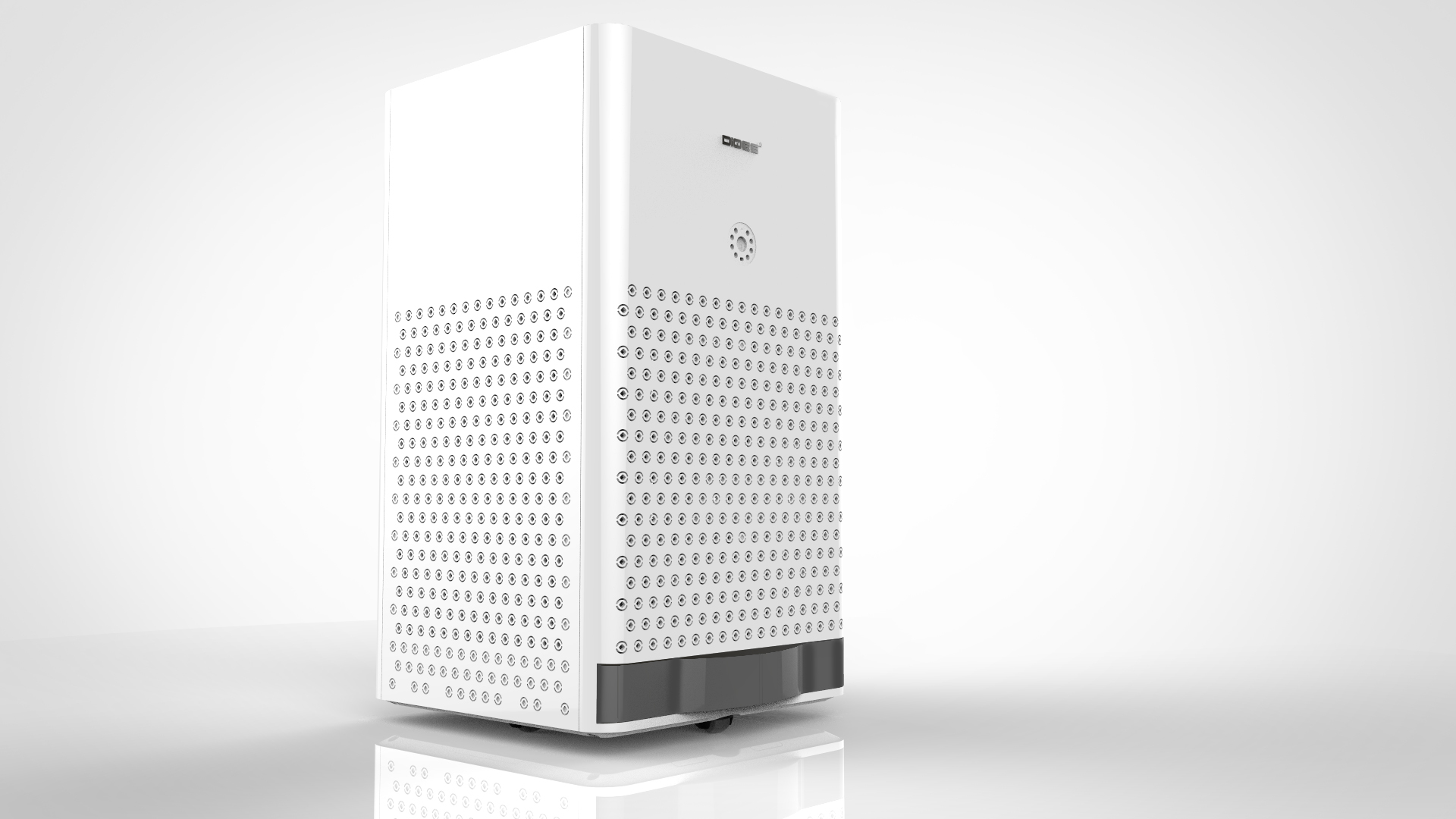 Movable Air Purifier